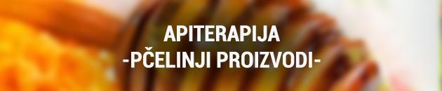 Apiterapija - pčelinji proizvodi - Biogvig DOO